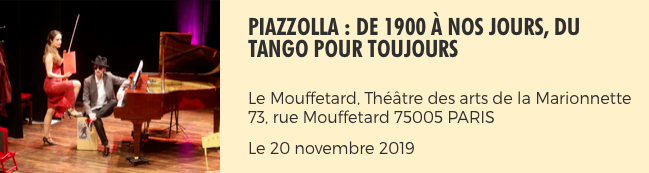 affiche spectacle mouffetard 9 nov 2019